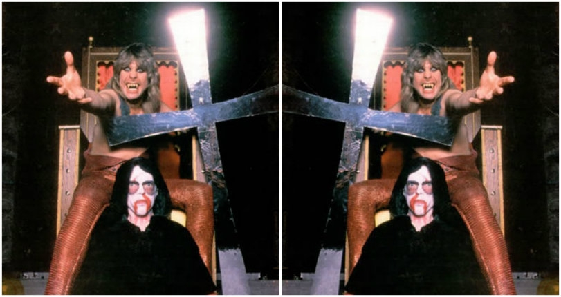 "Hang 'em high: The story of John Edward Allen, Ozzy Osbourne's ""personal dwarf"""