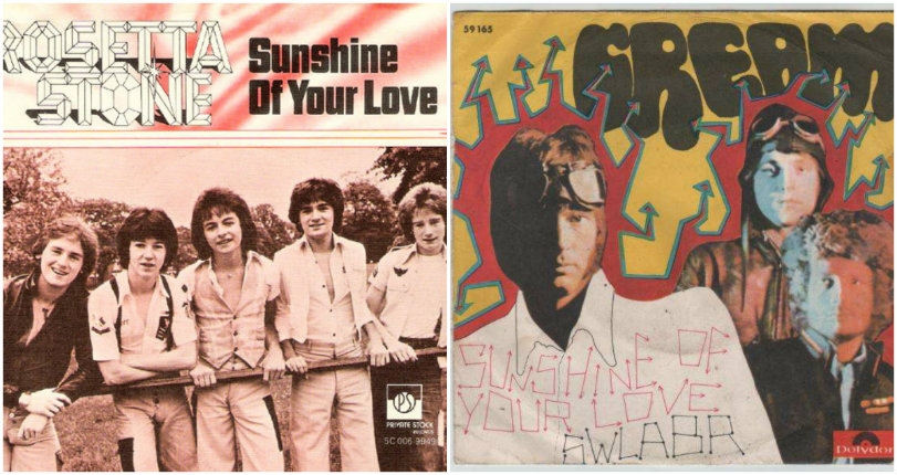 Relax, everyone: A disco version of Cream's 'Sunshine of Your Love' is here to save us all