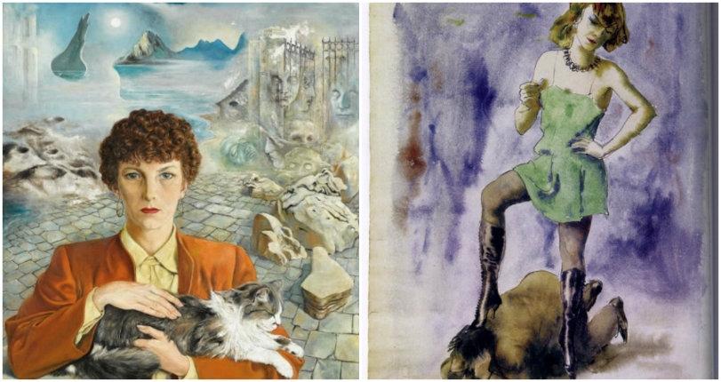 The 'degenerate art' of Rudolf Schlichter