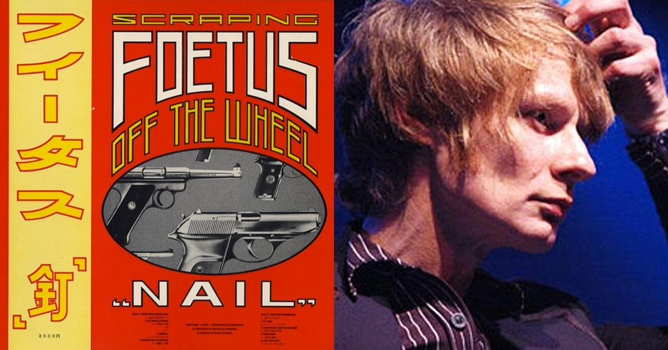 Happy birthday Clint Ruin, a/k/a J.G. Thirlwell of Foetus (and 'The Venture Bros!') infamy