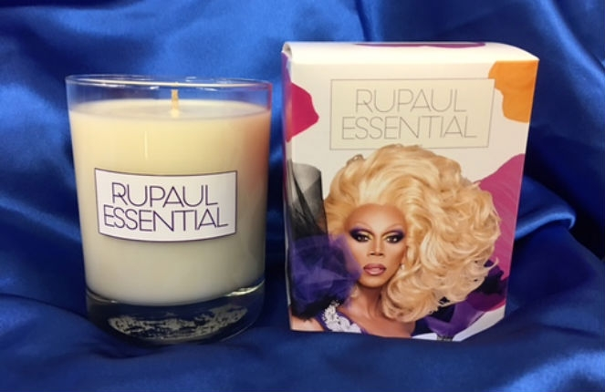For when YOU OWN EVERYTHING, here's the official RuPaul candle!