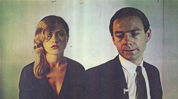 New Wave: Debbie Harry wanted to remake Jean-Luc Godard's 'Alphaville' with Robert Fripp