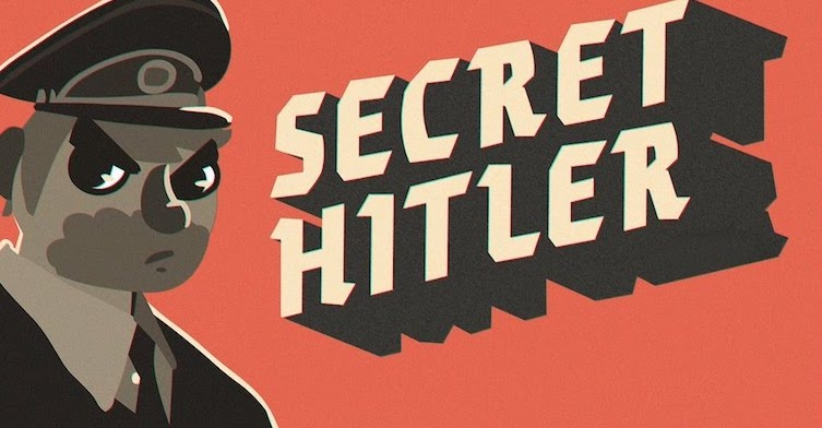 'Secret Hitler': Board game of the year (from the same people who sold you a box of Bullshit)