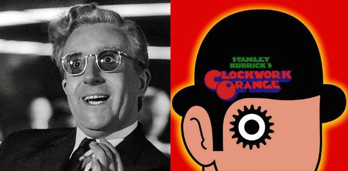 Kubrick veteran Peter Sellers HATED 'A Clockwork Orange'