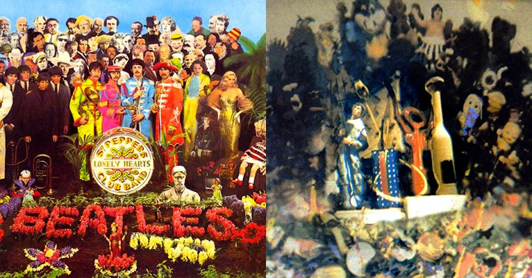 'Sgt. Pepper Knew My Father': Sonic Youth, the Wedding Present and the Fall's tribute to the Beatles