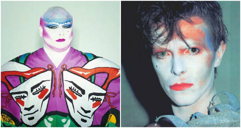 Meet the makeup artists who transformed David Bowie, Divine, Tim Curry & more into pretty things