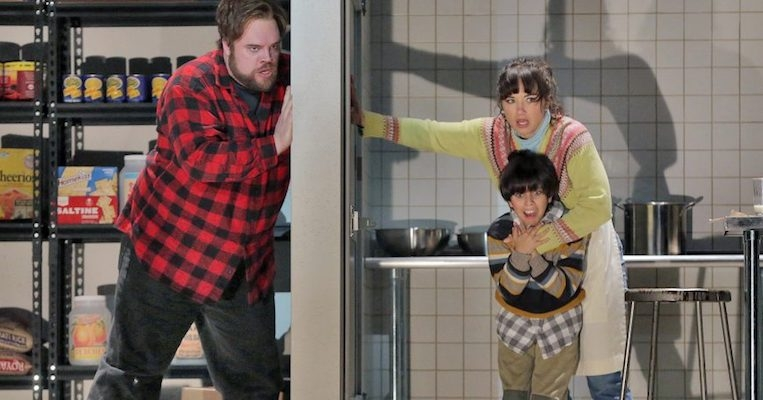 The opera based on Stephen King's 'The Shining'