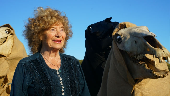 Death and the Lady: Shirley Collins is the Secret Queen of England