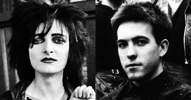 Siouxsie and the Banshees with a young Robert Smith on 'Something Else,' 1979