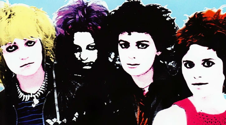 The Slits: College radio standoff between 'a coven of witches and a mob of townspeople,' 1980