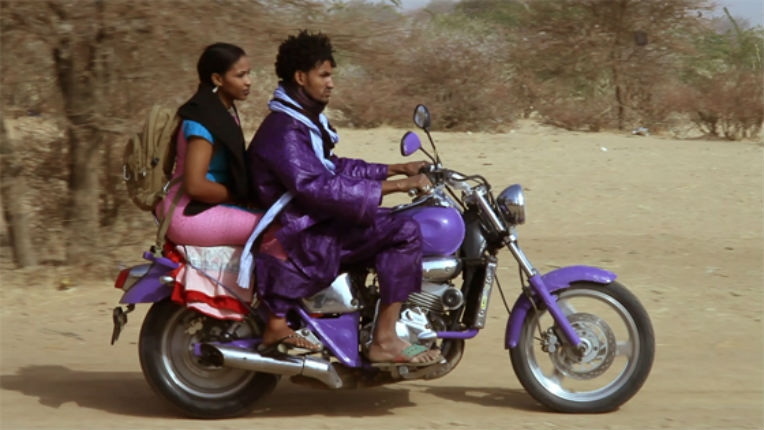 The Nigerien remake of 'Purple Rain' is cinematic magic