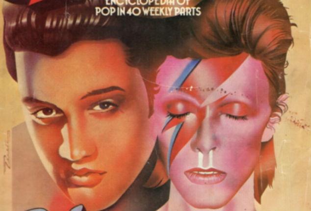 The Bowie, Elvis, Warhol 'Black Star' connection: Popism eats itself