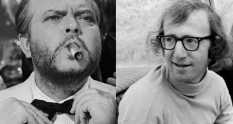 Orson Welles hated Woody Allen