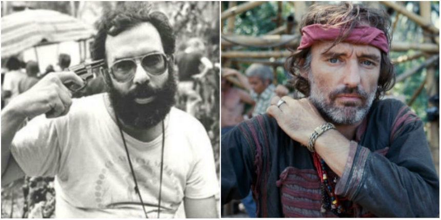 Intriguing behind-the-scenes images from 'Apocalypse Now'