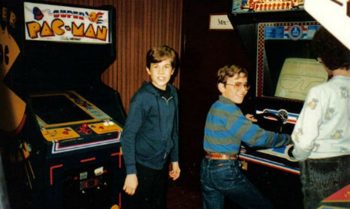 Growing up in arcades: 1979-1989