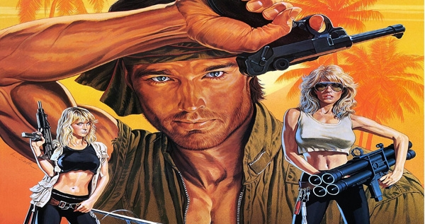 Sleaze up your crib (almost free) with this treasure trove of worldwide classic B-movie poster art