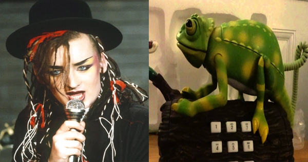 Boy George 'Karma Chameleon' telephone is the best/worst (and saddest) thing of all time