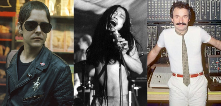 Watch P-Orridge, Moog, Moroder, Can and many more in the electronic music documentary 'Modulations'