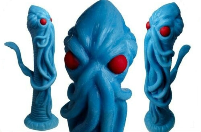 Finally! Cthulhu dildos