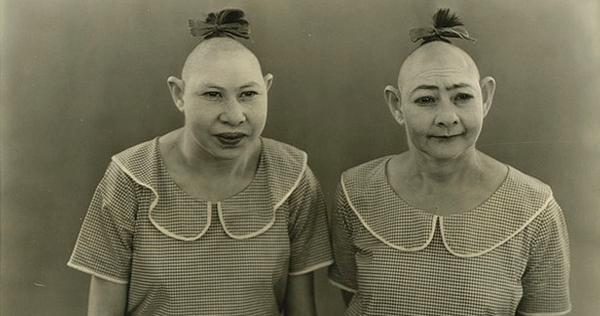 Gorgeous cast portraits from Tod Browning's 'Freaks' (1932)