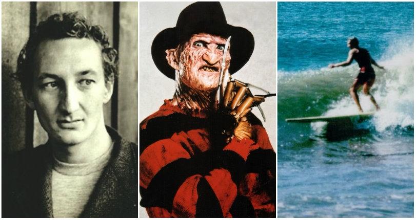 Before he was 'Freddy Krueger' actor Robert Englund was a surfer & super hunk