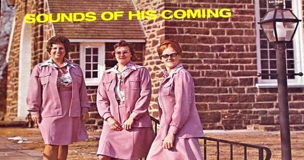 'And when he is come': A treasury of unintentionally 'dirty' double-entendre gospel LP covers