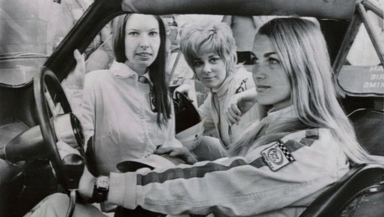 Speed Queens: The fearless female drag racers of the 60s and 70s