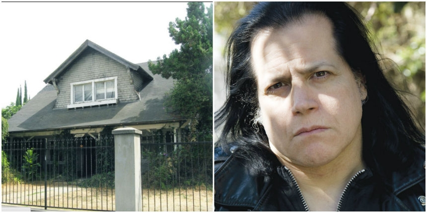 Glenn Danzig's home is for sale