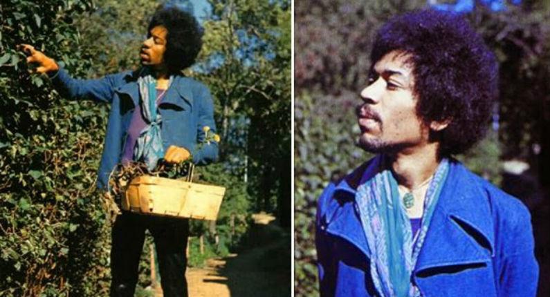 September 17, 1970: The last photographs of Jimi Hendrix