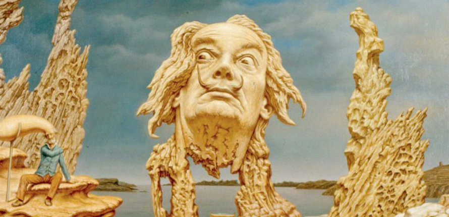 Dutch master: The grotesque & twisted surrealism of Johfra Bosschart