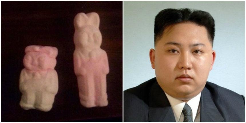 How to transform a marshmallow rabbit into Kim Jong-un