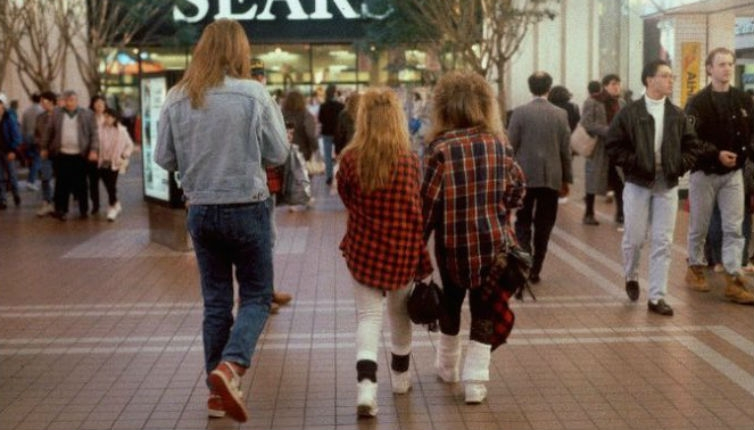 A nostalgic look at American malls of the late 1980s