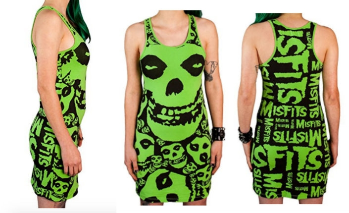 There's a Misfits dress for $38