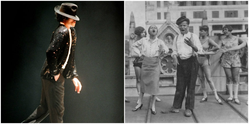 Meet the 'black Charlie Chaplin' who devised the Moonwalk before Michael Jackson