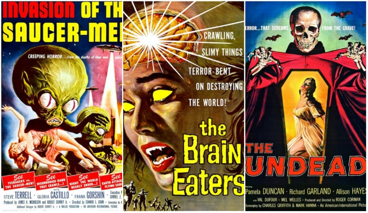 Two Star Movies, Five Star Posters: The B-movie artwork of Albert Kallis