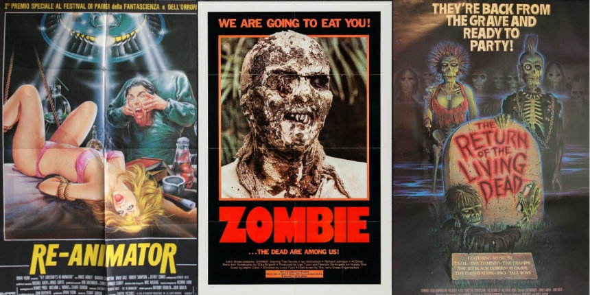 Night Gallery: A connoisseur selection of bloody, gruesome & sexy Giallo and horror movie posters