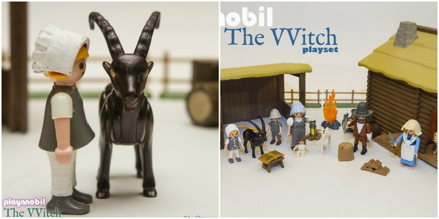 'The Witch' movie playset for kids!