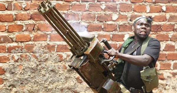 Stop what you're doing and watch this insane 'cooming soon' trailer for the 'Ugandan Expendables'