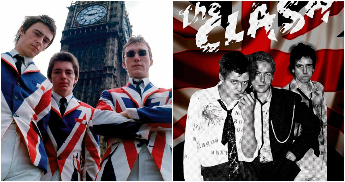 Insane footage of The Clash, Joy Division, The Jam & The Specials on UK TV