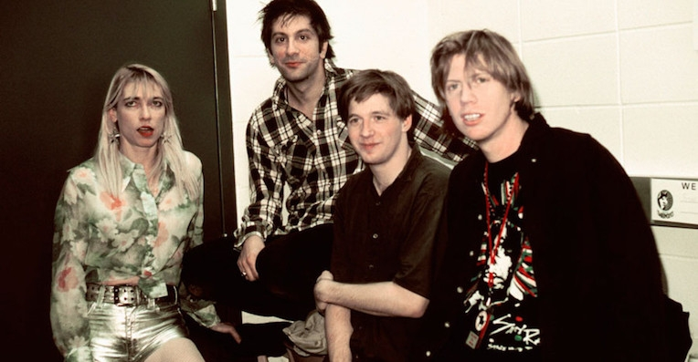 Teen Age Riot: Ferocious Sonic Youth concert from German TV, 1996
