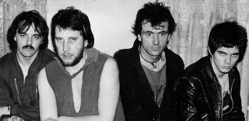 The Stranglers' secret recordings as Celia and the Mutations, 1977