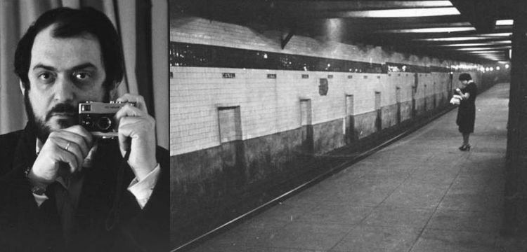 Stanley Kubrick shoots the N.Y.C. subway, 1946