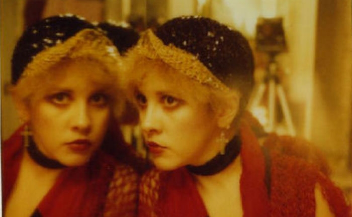 Stevie Nicks' selfies from the 1970s