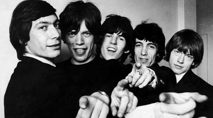 The Rolling Stones, Phil Spector and Gene Pitney get drunk and record the X-rated 'Andrew's Blues'