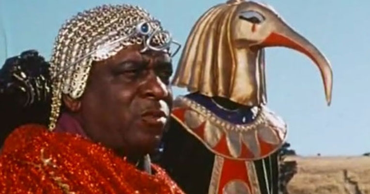 Sun Ra's 'Happy New Year to You' doowop single (and a Christmas song too!)