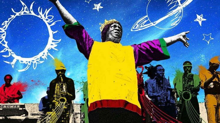 'A Joyful Noise': Cheer up with the gleefully cosmic philosophy of Sun Ra