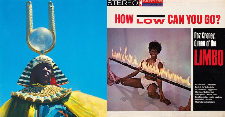Sun Ra's limbo album: 'How low can you go?'