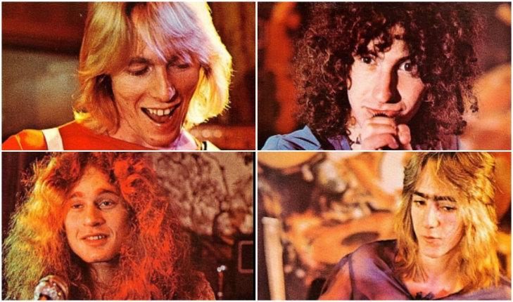 Glam rockers Supernaut & their epic 70s jams about lollipops, 'Space Angels' & bisexuality