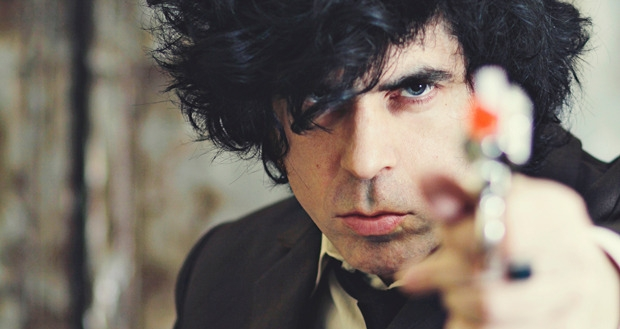 Ian Svenonius conducts a seance, summoning the spirits of Brian Jones, Jim Morrison & others