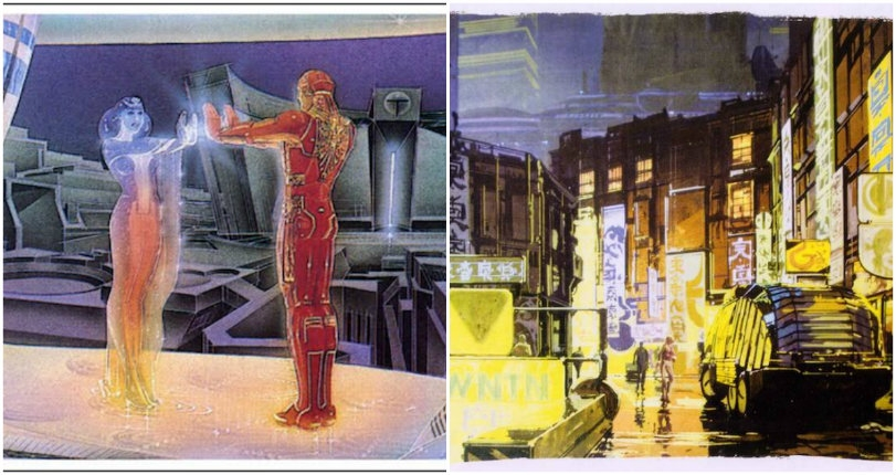 Visual Futurist: Step inside the sci-fi world created by 'Blade Runner' visionary Syd Mead